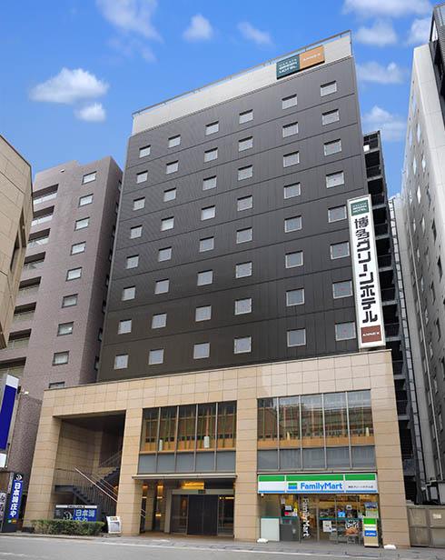写真:博多グリーンホテル アネックスの外観
