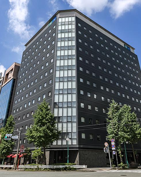 写真:博多グリーンホテル 1号館の外観