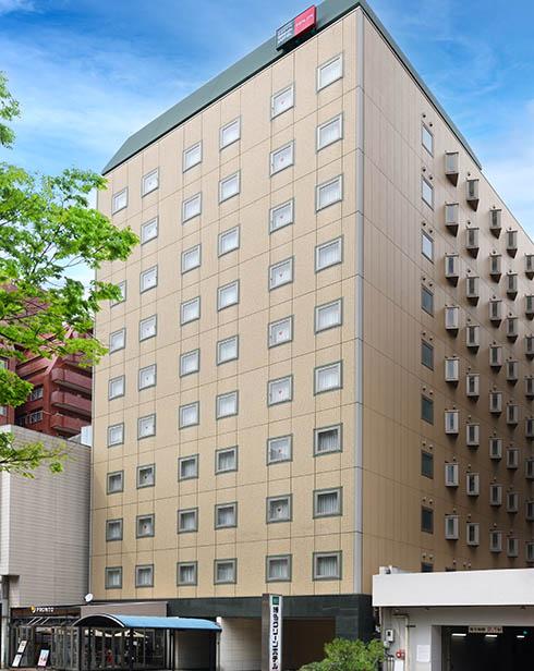 写真:博多グリーンホテル 天神の外観